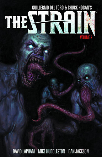 The Strain Vol 2: The Fall TP
