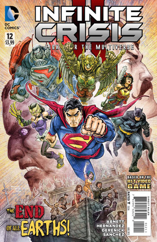 Infinite Crisis: Fight for the Multiverse #12