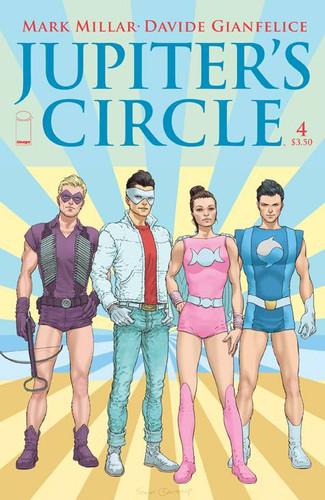 Jupiter's Circle # 4
