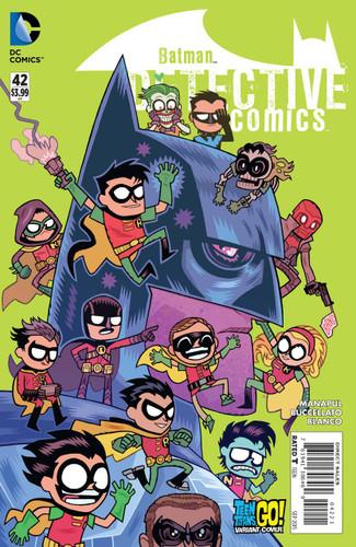 Detective Comics #42 Limited 'TEEN TITANS GO' Variant