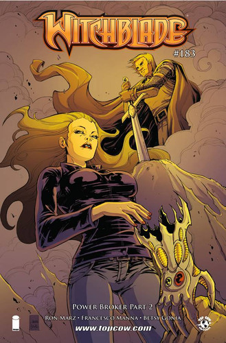 Witchblade #183