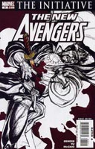 New Avengers # 30 (vol 1)