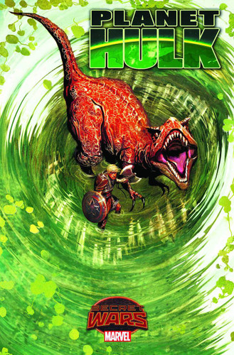 Secret Wars: Planet Hulk #3