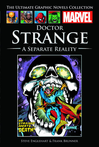 Marvel GN Coll Vol 94 - Doctor Strange: A Separate Reality