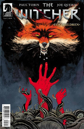 Witcher: Fox Children # 5 (of 5)