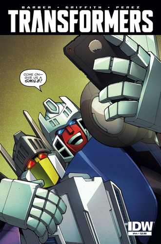 Transformers # 44
