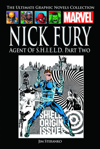 Marvel GN Coll Vol 95 - Nick Fury: Agent of Shield Part 2
