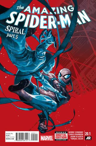 Amazing Spider-Man # 20.1