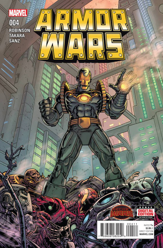 Secret Wars: Armor Wars #4