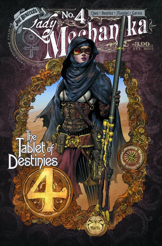 Lady Mechanika: Table of Destinies #4 (of 6)