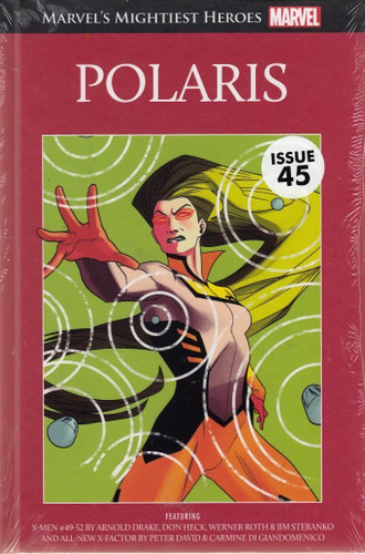 Marvel's Mightiest Heroes GN Collection: Vol 45 - Polaris
