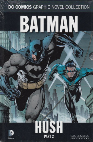 DC Comics Graphic Novel Collection #2 - Batman: Hush Part 2