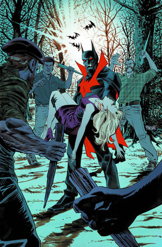 Batman Beyond # 5b Limited 'MONSTER' Variant