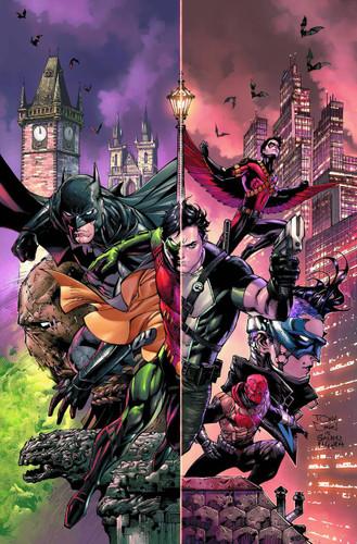 Batman & Robin: Eternal #1
