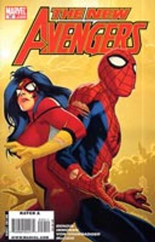 New Avengers # 57 (vol 1)
