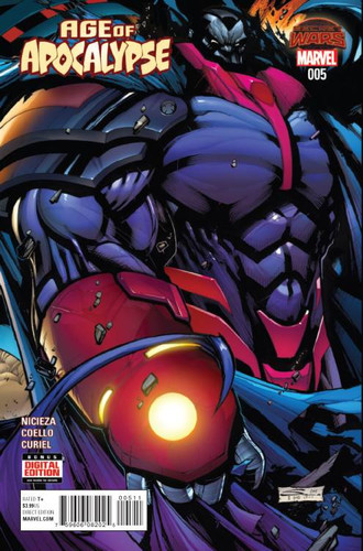 Secret Wars: Age of Apocalypse #5