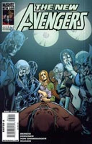 New Avengers # 60 (vol 1)