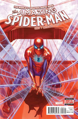 Amazing Spider-Man # 2
