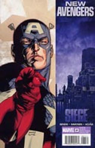 New Avengers # 61 (vol 1)