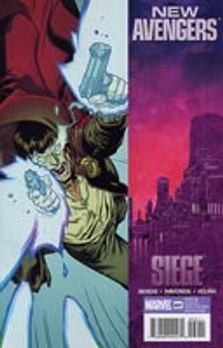 New Avengers # 62 (vol 1)