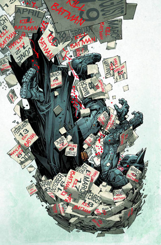 Batman: Arkham Knight # 10
