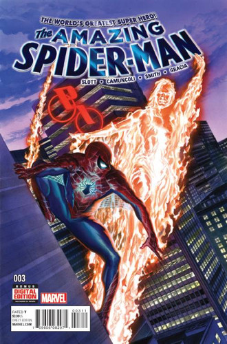 Amazing Spider-Man # 3