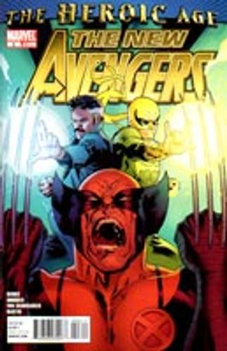 New Avengers # 3 (vol 2)