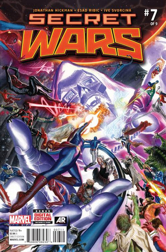 Secret Wars #7 (of 9)