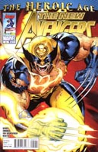 New Avengers # 5 (vol 2)