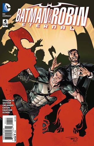 Batman & Robin: Eternal #4