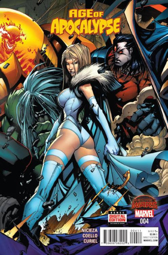 Secret Wars: Age of Apocalypse #4