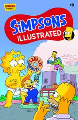 Simpsons Illustrated #21