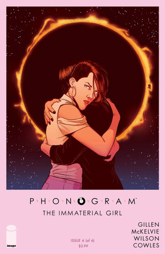 Phonogram The Immaterial Girl #6 (of 6)