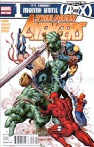 New Avengers # 23 (vol 2)