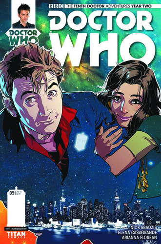 Doctor Who: The Tenth Doctor - Year Two #5