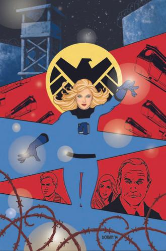 S.H.I.E.L.D. # 4b limited 'WOMEN OF MARVEL' variant