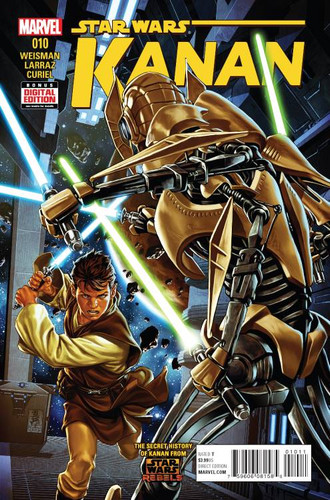 Star Wars: Kanan #10