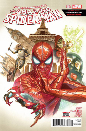 Amazing Spider-Man # 9
