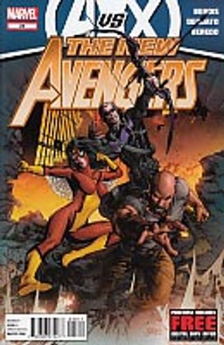 New Avengers # 28