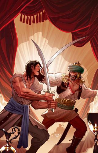 Conan: The Avenger #23