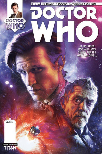 Doctor Who: The Eleventh Doctor - Year Two #6