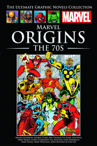 Marvel GN Coll Vol 110: Marvel Origins - The 70's