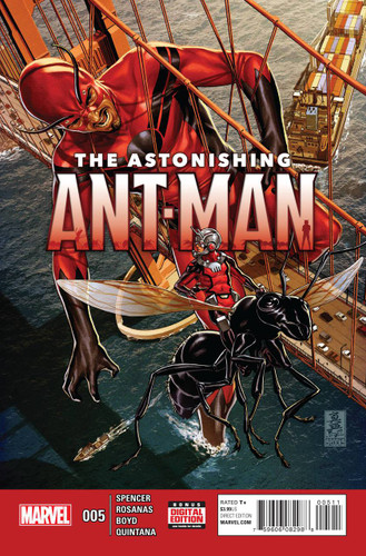 Astonishing Ant-Man #5