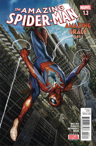 Amazing Spider-Man # 1.3