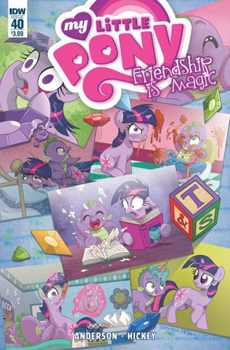 My Little Pony: Friendship is Magic #40