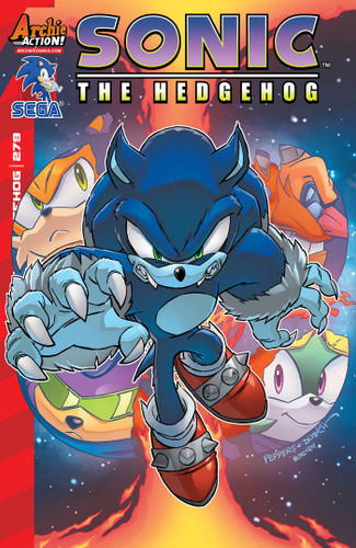 Sonic: The Hedgehog #279