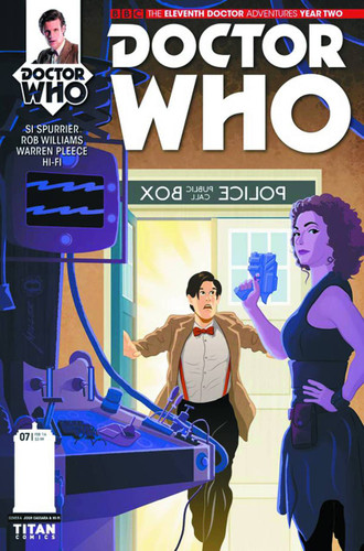Doctor Who: The Eleventh Doctor - Year Two #7