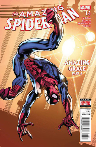 Amazing Spider-Man # 1.4