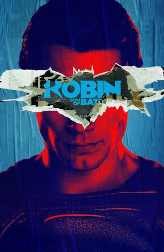 Robin: Son of Batman #10b Limited 'BvS POLYBAG' Variant