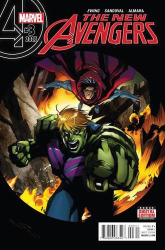 New Avengers #3 (2015- )